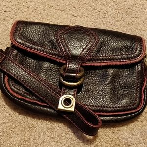 Marc by Marc Jacobs Brown Wristlet